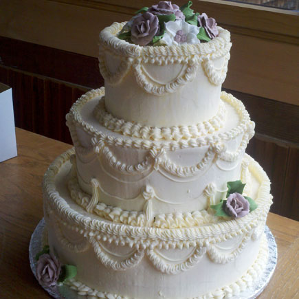 piping wedding cake designs epicure bakery wedding cake gallery epicure 18614
